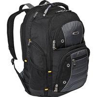 Targus KB7522b Drifter II Backpack for 17-Inch Laptop, Black/Gray