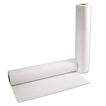 Shield Line MedPride 90322 Exam Table Paper, Smooth, 14 Wide x 225 Ft. Roll, 12 Rolls/CT