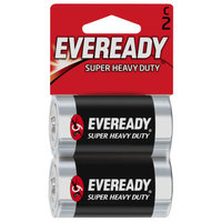 Eveready ENERGIZER C Cell Heavy-Duty Battery (2 Pack)