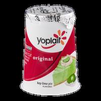 Yoplait Original Low Fat Yogurt Key Lime Pie