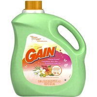 Gain With FreshLock Island Fresh Liquid Fabric Softener 120 Loads 103 Fl Oz