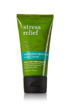 Bath & Body Works Aromatherapy- Stress Relief Hand Cream
