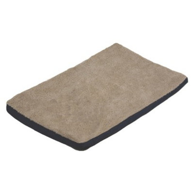 Dallas Mfg. Co Dallas Premium Orthopedic Pet Bed with Microtec Sleep Surface - Brown