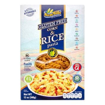 Sam Mills 269395 Gluten Free Corn & Rice Pasta - 12 oz.