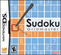Nintendo Sudoku Gridmaster