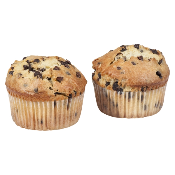 Hot Cakes Bakery Muffins Chocolate Chip