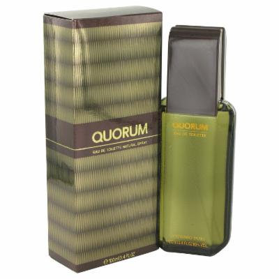Quorum for Men by Antonio Puig EDT Spray 3.4 oz