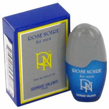 Rose Noire for Men by Giorgio Valenti Mini EDT .17 oz