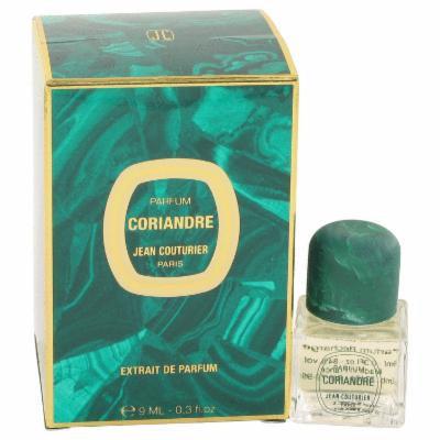 Coriandre for Women by Jean Couturier Extrait De Perfume .3 oz