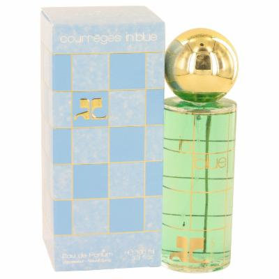 Courreges In Blue for Women by Courreges Eau De Parfum Spray 3.4 oz