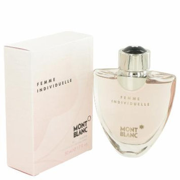 Individuelle for Women by Mont Blanc EDT Spray 1.7 oz