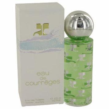 Eau De Courreges for Women by Courreges EDT Spray 3.4 oz
