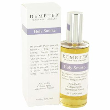 Demeter for Women by Demeter Holy Smoke Cologne Spray 4 oz