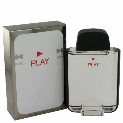 Givenchy Play for Men by Givenchy After Shave Lotion 3.4 oz