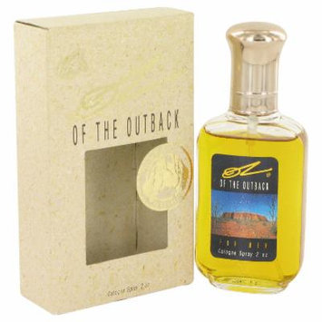 Oz Of The Outback for Men by Knight International Cologne Spray 2 oz