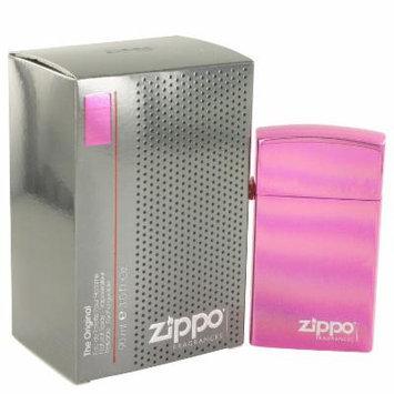 Zippo Pink for Men by Zippo EDT Refillable Spray