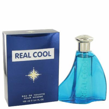 Real Cool for Men by Victory International EDT Spray 3.4 oz