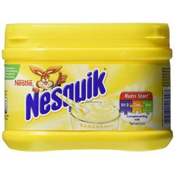 Nestlé Nesquik Banana Flavor Milk Shake 300 G (3 pack)
