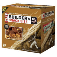 Clif Bar Clif Builder's Chocolate Peanut Butter Protein Bars - 10 Count