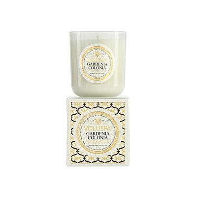 Voluspa Classic Maison Candle, Gardenia Colonia, 12 oz