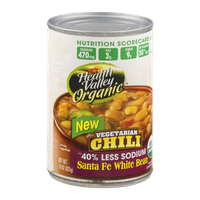 Health Valley Organic Vegetarian Chili Santa Fe White Bean