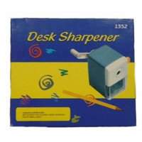 DDI 401411 Desk Pencil Sharpener - Heavy Duty Case Of 24