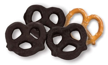 Albanese Confectionery Dark Chocolate Mini Pretzels: 1 LB