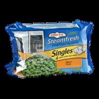 Birds Eye Steamfresh Singles Sweet Peas - 4 CT
