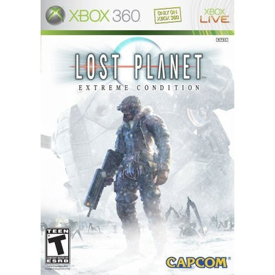 Capcom Lost Planet: Extreme Condition - Xbox 360