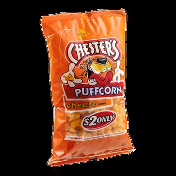 Chester's Puffcorn Cheese