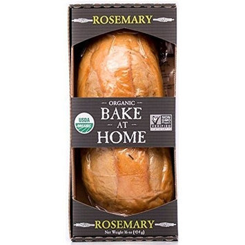Essential Baking Company BRD, OG2, BKHOME, ROSEMARY, (Pack of 12)