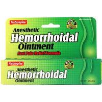 Natureplex Anesthetic Hemorrhoidal Ointment Fast Pair Relief Formula