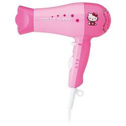 Hello Kitty Kt3052A 1875-Watt Hair Dryer
