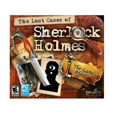 Navarre The Lost Cases of Sherlock Holmes (PC Games)