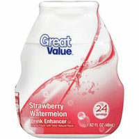 Great Value Strawberry Watermelon Drink Enhancer