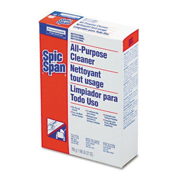 Procter & Gamble Spic and Span All-Purpose Floor Cleaner, 27oz Box
