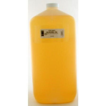 Lotus Brands - Carrier Oils, Almond Pure Sweet, 1 gal