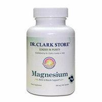 Dr. Clark Magnesium Oxide Supplement, 300mg, 100 capsules