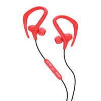 Skullcandy SKULLCANDY Red In-ear Chops w/Mic