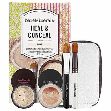 Bare Escentuals bareMinerals Heal & Conceal Acne Treatment & Concealer Light