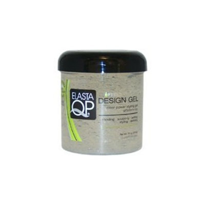 Elastaqp Elasta QP Feels Like Silk Design Clear Power Styling Gel for Unisex, 15 Ounce