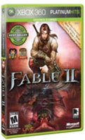 Lionhead Studios Fable 2 with Download Content Platinum Hits