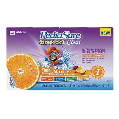 PediaSure Sidekicks Clear 6.8 oz Cartons