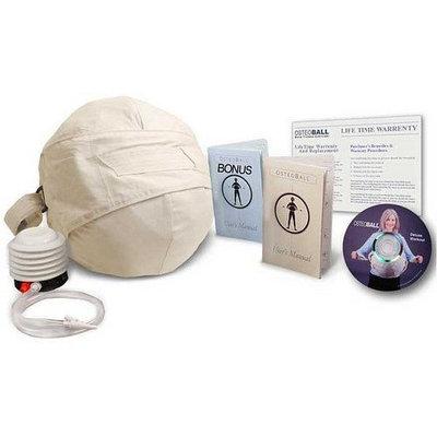 Brookstone OsteoBall Deluxe Exercise Ball