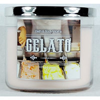 Bath & Body Works 2014 Gelato 1 Wick Scented Candle 4 oz./113 g