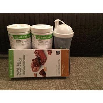 Herbalife Protein Bars - Peanut Butter (14 Bars per box)