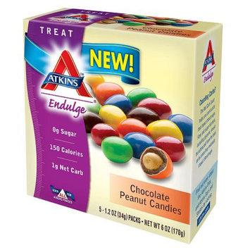 Atkins Endulge Chocolate Peanut Candies - 6.0 oz