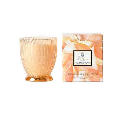 Voluspa Petite Beaded Glass Candle, Temple Grove, 4 oz