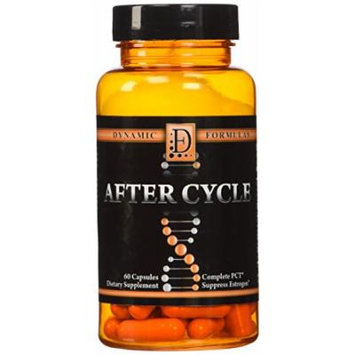 Dynamic Formulas After Cycle Post Cycle Therapy, 60 capsules