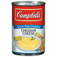 Campbells Cheddar Cheese Condensed Soup